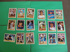 Set of 213 Topps Gold 1992 Cards