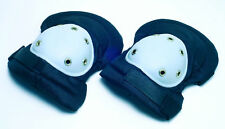MECHANICS KNEE PADS PROTECTORS FOAM INNER & PLASTIC OUTER strong & hard wearing