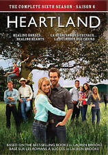 Heartland: Season 6 (DVD, 2013, 5-Disc Set, Canadian)
