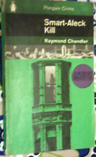 Penguin Book C2198 Smart-Aleck Kill by Raymond Chandler 1964 Hard-Boiled Stories