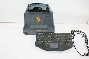 Havis DS-PAN-700 Panasonic ToughBook FZ-G1 Docking Station w/ iKey USB Keyboard