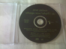 JANET JACKSON - WHOOPS NOW / WHAT'LL I DO - PROMO CD SINGLE