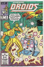 Star Wars Droids #2 VG 1986