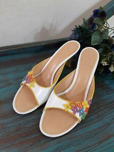LOUIS VUITTON  Clogs  Mules Shoes size 40,5 US 10