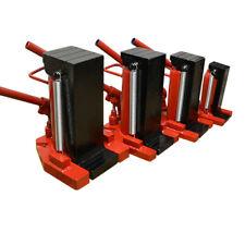 2.5 / 5 Ton Toe Jack Hydraulic Track Machine Container Lift