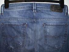 DIESEL THAVAR slim-Jeans Skinny Fit Lavaggio 0663E W28 L30 (a2785)
