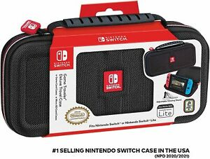 Nintendo Switch Official Licensed Pouch Transport Bag Case Black RDS GIFT IDEA