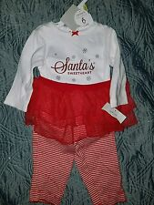 NWT Baby girls Christmas outfit size 3 months