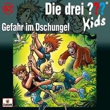 Kosmos die drei Kids CD 62 Gefahr Im Dschungel