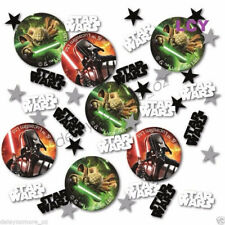 Star Wars Scatters Awe2928 Party Supplies Decoration Confetti Yoda Darth