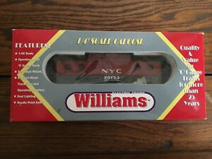 Williams 1:48 O Scale New York Central Caboose N5C Stock #CAB114 20133