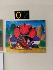 dragon ball mini card amada bola de dragon serie 1 n 2