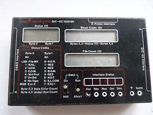 Vintage QIC-02 Disk Tester, collectors item
