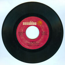 Philippines RICO J. PUNO Lupa OPM 45 rpm Record
