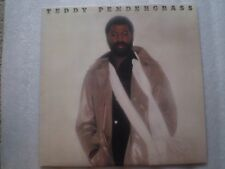 "Teddy Pendergrass (Self Titled) EX/VG+ P.I. PZ34390 Stereo 33rpm 12"" Vinyl LP"