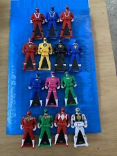 Power Rangers Keys (Mixed Lot of 14)