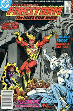 Fury of Firestorm, The (Canadian Edition) #35 FN; DC | save on shipping - detail