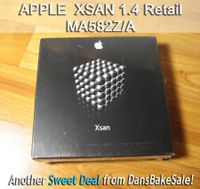 Apple XSAN 1.4 Retail File System for Mac OS X - Software New in Sealed Box