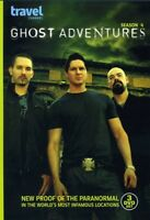 Ghost Adventures Season 4 TV Series Region 1 New 3xDVD