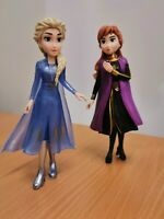 DISNEY FROZEN 2 - Figure Elsa Anna l - Movie Inspired- Kids Toys