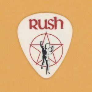 Rush 2010 Time Machine concet tour Alex Lifeson signature stage Guitar Pick