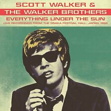 SCOTT WALKER & WALKER BROTHERS Everything Under The Sun vinyl LP NEW/SEALED