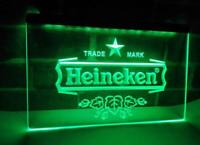 Heineken LED Neon Sign Bar Pub Man Cave 40x30cm Advertising