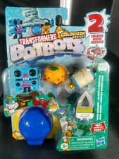 Transformers Bot-Bots Series 4 HomeRangers 2 Modes