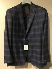 NWT Peter Millar Midlands Soft Blazer Jacket Navy 40R $1098