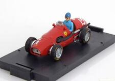 1:43 Brumm Ferrari 500 F2 GP Great Britain, World Champion Ascari 1952