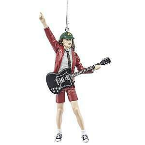 AC/DC© ANGUS YOUNG ORNAMENT w