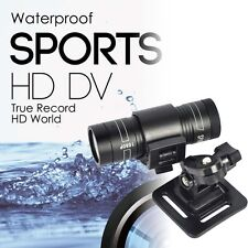Full Hd 1080P Dv Waterproof Sport Camera Bike Helmet Action Dvr Car Video Cam Tr