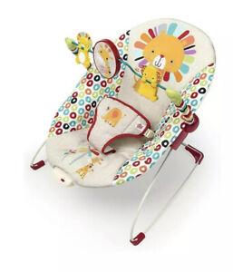 Bright Starts 60135-2-W11 Sundial Baby Bouncer -