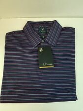 Men's Golf Clothing Cleveland Classics Golf Shirt CG Dry Polyester SZ XL