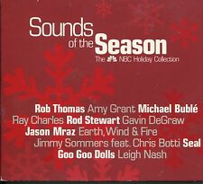 Sounds of the Season NBC Holiday Collection 2005 Ray Charles Amy Grant Buble
