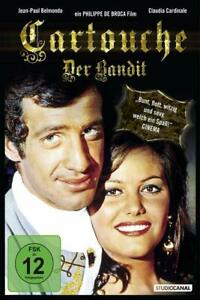 Cartouche, der Bandit [DVD/NEU/OVP] Jean-Paul Belmondo, Claudia Cardinale, Odile
