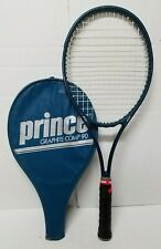 PRINCE GRAPHITE COMP 90 Tennis Racket. 4 1/2 grip. With Case