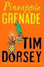 Pineapple Grenade: A Novel, Dorsey, Tim, Good Condition, Book