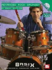 Advanced Rock Drumset by Danny Gottlieb (2004, Book, Other)