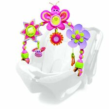 Tiny Princess Butterfly Stroll Activity Arch Stroller Baby & Carriers Mobile Toy