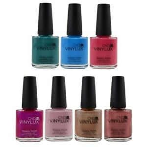 CND Vinylux - CHOOSE FROM ANY - Colors A-Z - 15mL / 0.5oz - Nail Polish