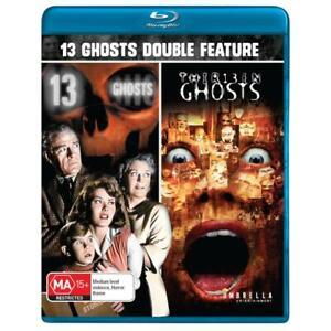13 Ghosts (1960 + 2001) (Blu-Ray) NEW/SEALED [All Regions]