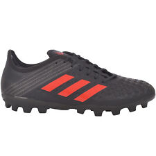 adidas Performance Mens Predator Malice Artificial Ground Rugby Boots - Black