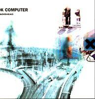 RADIOHEAD ok computer (CD album) EX/EX 7243 8 55229 2 5 alternative rock