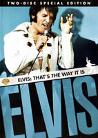 Elvis Presley: That's the Way It Is (2 Disc, Special Edition) DVD NEW