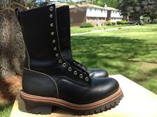 RED WING 2210 LOGGERS,DEAD STOCK