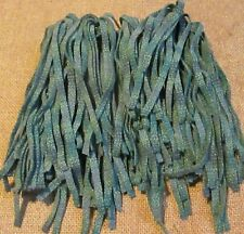 New listing 100 Tropical Whirlpool #8 Primitive Rug Hooking Punch Needle Cut Wool Strips