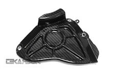 2015 - 2017 Yamaha YZF R1 Carbon Fiber Sprocket Cover - 2x2 twill weaves