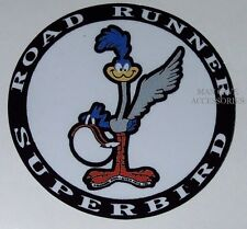 Nostalgic Plymouth Roadrunner Superbird Vinyl Decal Sticker Road Runner