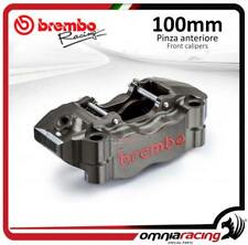 Pinza Radiale Brembo Racing Ricavata CNC P4 30/34 INT 100mm (SX) Super Motard